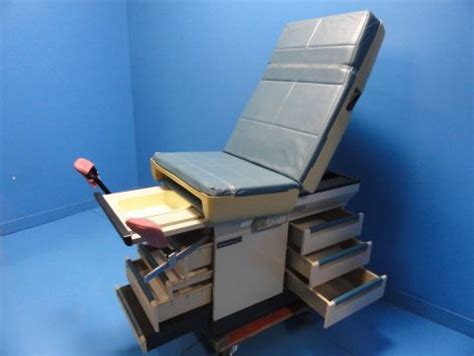 used exam tables for sale used ritter 404 exam table for sale dotmed listing 1824403
