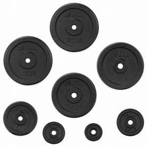 Jll Cast Iron Weight Plates