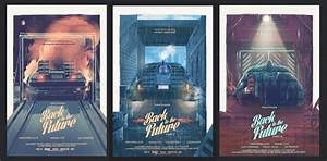 Back to the Future Trilogy posters by Barbeanicolas on ...