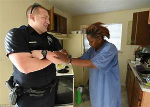 Alabama cop who caught mother stealing eggs gives her two ...