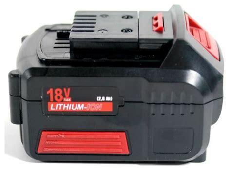 Motoare Electrice Praktiker by Acumulator 18 V 2 6 Ah Piese Schimb Consumabile Si