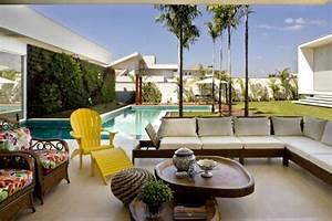 amenagement exterieur 15 idees tendance de terrasse jardin With amazing amenagement terrasse et jardin photo 14 deco salon moderne