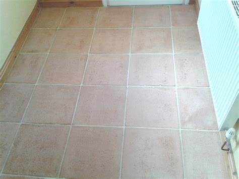 cleaning and sealing terracotta tiles in shrewsbury