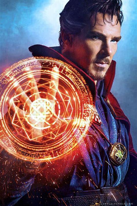 conoce hoy mismo al doctor strange el nuevo superheroe de