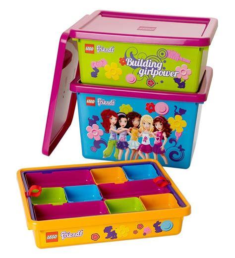lego rangement 40911702 pas cher bo 238 te de rangements lego friends