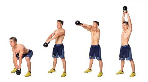workout kettlebells strength iron build workouts fitness