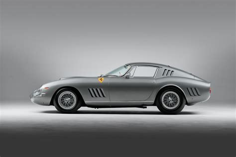 And that's made it a favorite for many. 1964 Ferrari 275 GTB/C Speciale