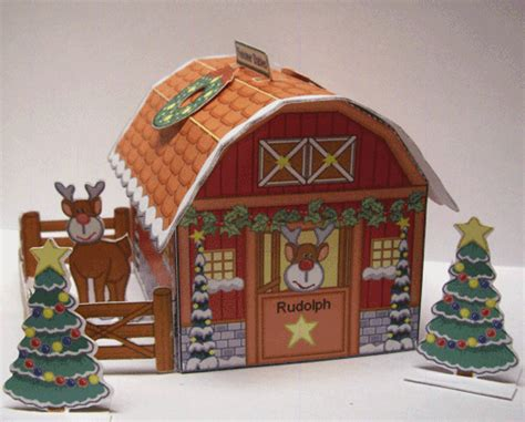 paper pulse blog spot reindeer stables and more