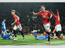 Man Utd face Spurs, Chelsea take on Saints in FA Cup semis