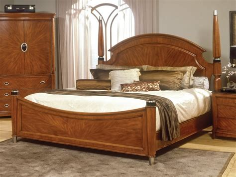 Contemporary Solid Wood Bedroom Furniture  Raya Furniture