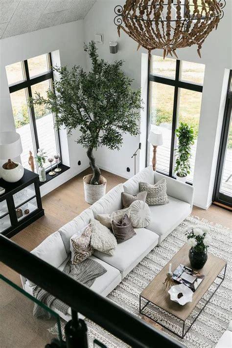 natural family living room design ideas homemydesign