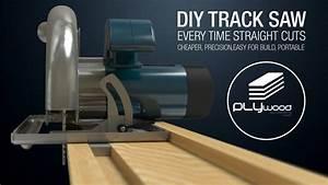 Diy Simple Circular Saw Track Saw Guide