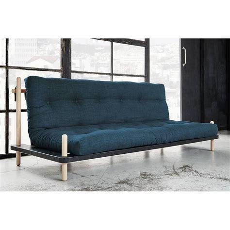 canapé convertible style scandinave canapé banquette futon convertible au meilleur prix