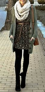 Black leggings scarf sweater adorable winter outfits. . . to see more click on pic http ...