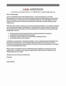 sample proposal letter for a new job position With sample cover letter for sales representative position