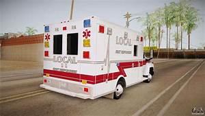 Chevrolet C4500 2008 Ambulance For Gta San Andreas