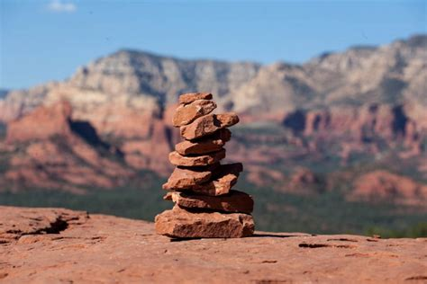 imagen de pila de rocas foto gratis