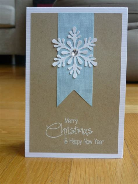 simple christmas cards ideas  pinterest