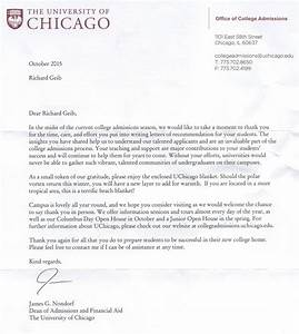 """""""I love the University of Chicago!""""  Richard Geib's Personal Website"""