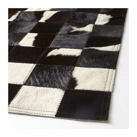 Patchwork Cowhide Rugs Ikea by Kornum Cow Hide Ikea The Cowhide Is Naturally Durable And
