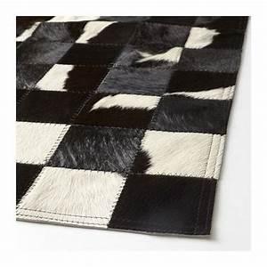 Tapis Escalier Ikea : kornum peau de vache ikea mur pinterest tapis peau tapis et ikea ~ Teatrodelosmanantiales.com Idées de Décoration