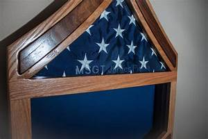 Chet's Air Force Shadow Box