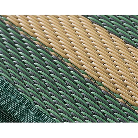 outdoor patio mats 9x12 guide gear reversible outdoor rug 6 x 9 218824