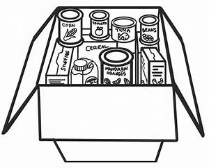 Pantry Food Drive Clipart - Clipart Suggest