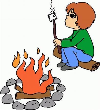Marshmallow Roasting Clip Clipart Campfire Marshmallows בעומר