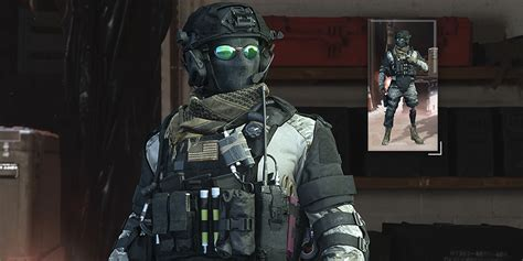 Alex Reinforces The Coalition Operators Of Call Of Duty