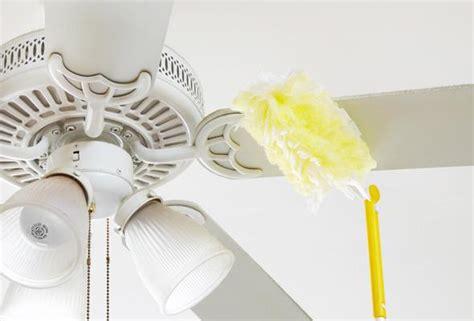 comment nettoyer un ventilateur de plafond p g au quotidien p g au quotidien canada