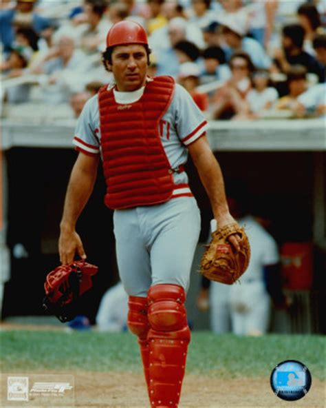 Johnny Bench Cincinnati Reds by The Greatest Reds 2 Reporter