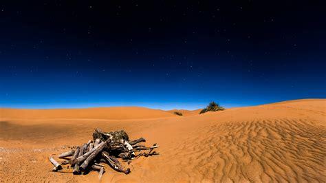 Wallpaper Sahara Desert, Blue Sky, 4k, 8k, Nature, #6337