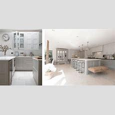 Grey Kitchen Floor Ideas • Builders Surplus