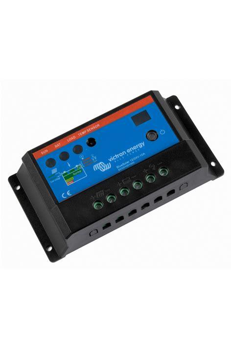 bluesolar pwm light uzlādes kontrolieris 12 24v 20a solar components