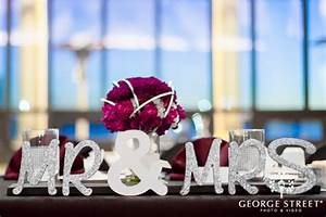 wed in milwaukee how to make a mr mrs sign george With mr and mrs wooden letters michaels