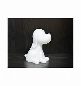 Lampe De Chevet Sans Fil : lampe de chevet led veilleuse en forme de chien sans fil ~ Teatrodelosmanantiales.com Idées de Décoration