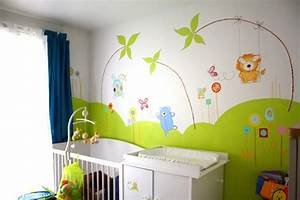deco chambre bebe jungle savane With exemple de decoration de jardin 4 deco chambre bebe jungle