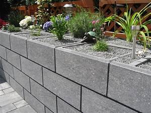 Gartenmauern Aus Beton : tosa mauern produkte terrassenplatten ~ Michelbontemps.com Haus und Dekorationen