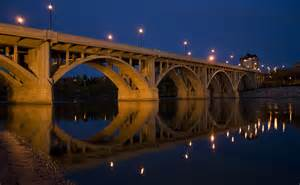 Broadway Bridge Saskatoon