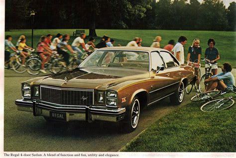 4 Door Buick Regal by 1976 Buick Regal 4 Door Sedan Cars Worldwide