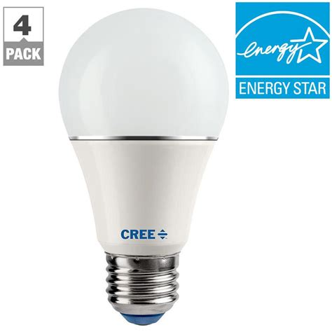 what is best led light bulb cree 60w equivalent soft white 2700k a19 dimmable led