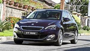 Review  Peugeot 308 Sw 1 6 Hdi Allure