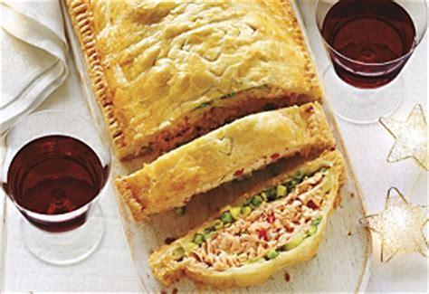 idee recette pate feuilletee fiche recette saumon en p 226 te feuillet 233 e saq