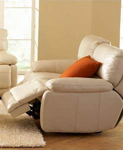 Nina leather sofa living room furniture collection power for Nina leather sectional sofa