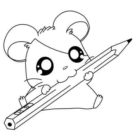 Cute Animal Coloring Pages Birthday Coloring Pages