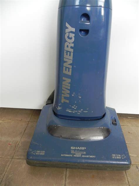 vacuum cleaners sharp twin energy