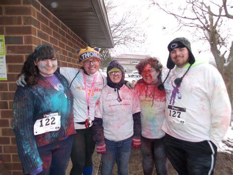 how to organize a color run susquehanna township high school students organize a color