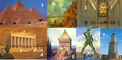 7 merveilles ancien