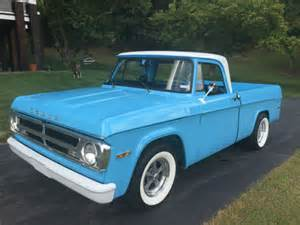Chrysler Chevy by 1970 Dodge D100 Chevy Ford Packard Chrysler